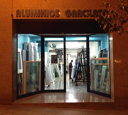 aluminios garcilaso empresa instalaciones