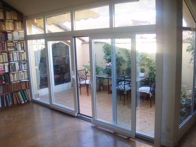 Aluminios garcilaso productos balconera de aluminio - Puertas acristaladas exterior ...