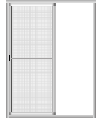 Aluminios garcilaso productos mosquitera corredera for Puerta corredera aluminio exterior