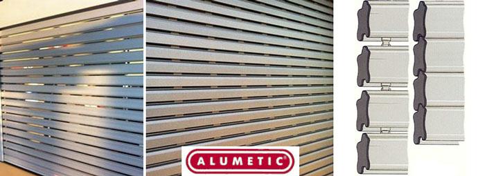 Aluminios garcilaso productos persianas especiales de - Lamas persianas pvc ...