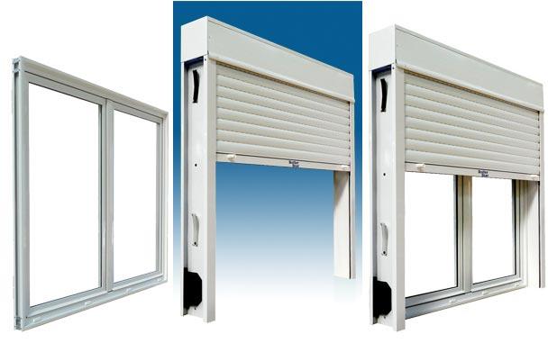 Tipos de aluminios para ventanas interesting hierro for Puertas monoblock precio