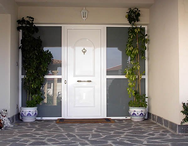 Puerta entrada con las mejores colecciones de im genes for Puertas para vivienda