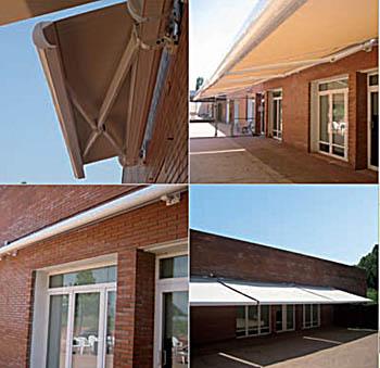 Aluminios garcilaso productos toldos para terrazas - Aluminios garcilaso ...
