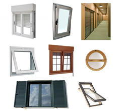 Aluminios garcilaso informaci n tipos de ventanas for Tipos de ventanas de aluminio para banos